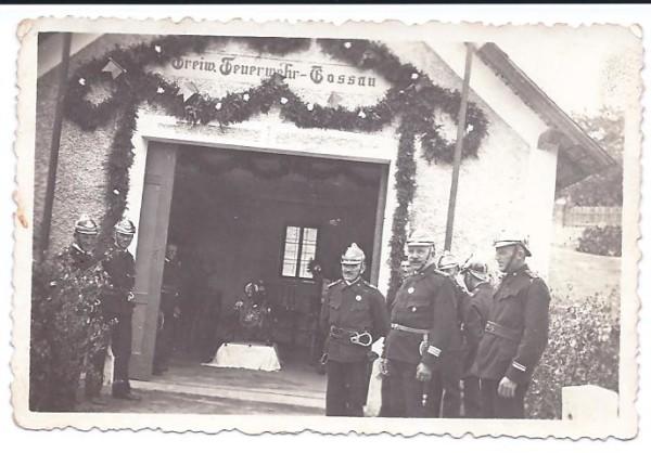 Kosovská oslava 22. 7. 1937
