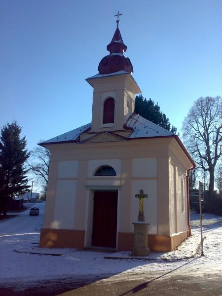 Kaple Narození Panny Marie