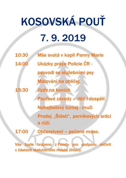 KOSOVSKÁ POUŤ 2019-0001